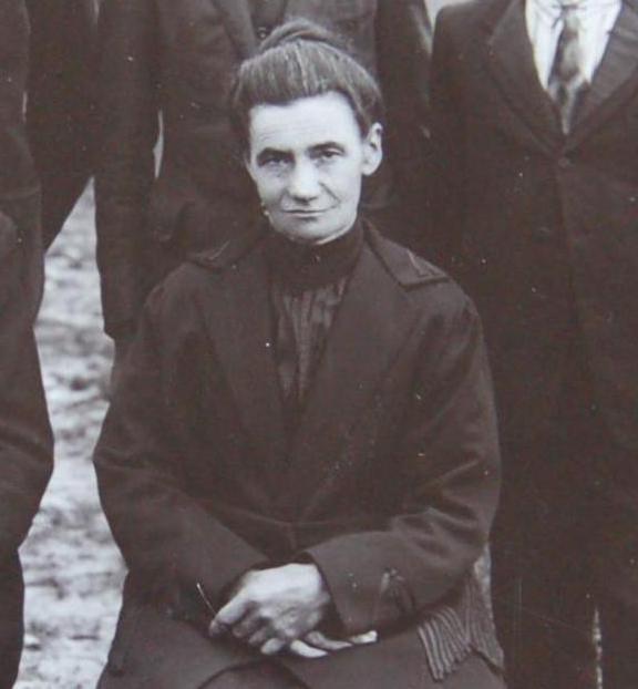 Pauline TISSERANT en 1928